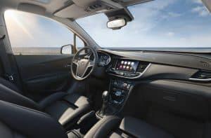 Neuer Opel Mokka X 2016 Innenraum