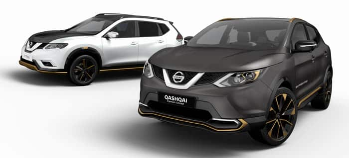 Nissan Qashqai Premium Concept X-Trail Premium Concept