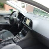 Seat Leon X-Perience 2.0 TDI Innenraum