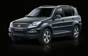 SsangYong Rexton Executive