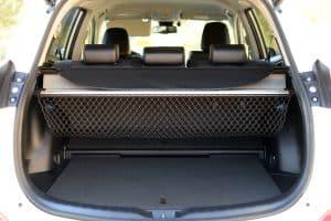 Toyota RAV4 Hybrid Innenraum