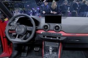 Audi Q2 Innenraum