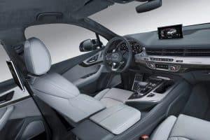 Audi SQ7 TDI Innenraum