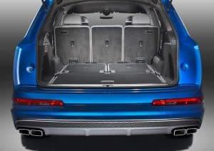 Audi SQ7 TDI Kofferraum
