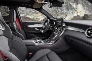 Mercedes-AMG GLC 43 4Matic Innenraum