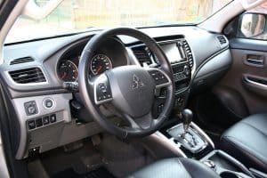 Mitsubishi L200 Innenraum