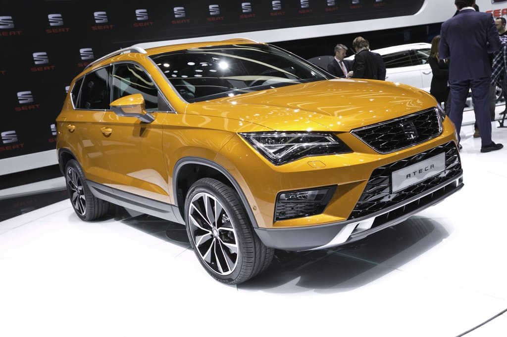 seat ateca suv ab euro 4x4news home. Black Bedroom Furniture Sets. Home Design Ideas