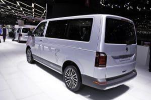 Volkswagen Multivan Pan Americana