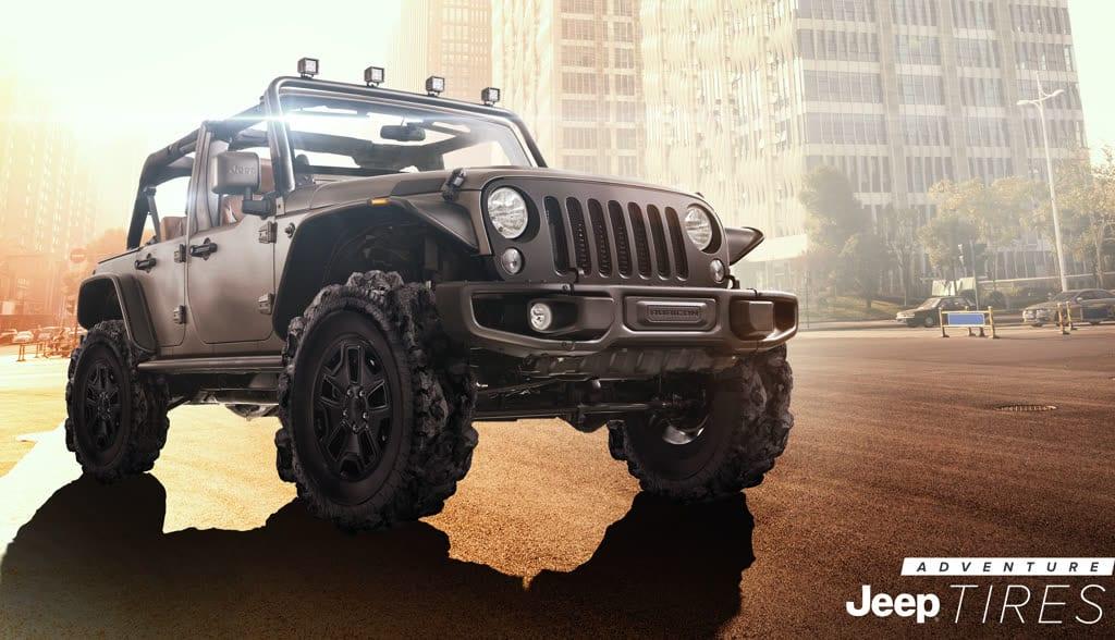jeep adventure reifen f r offroad feeling auf jedem. Black Bedroom Furniture Sets. Home Design Ideas