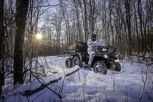 Polaris Sportsman 6x6 Big Boss