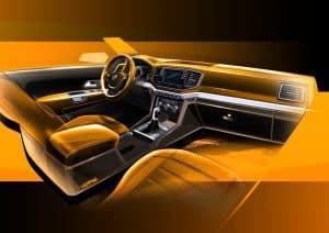 VW Amarok 2017 Innenraum