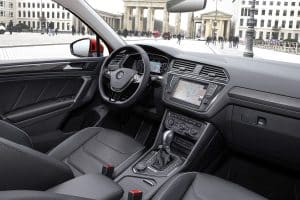VW Tiguan 2016 Innenraum