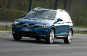 VW Tiguan 2016