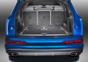 Audi SQ7 4.0 TDI Quattro Tiptronic Kofferraum