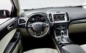 Ford Edge Innenraum
