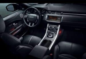 Range Rover Evoque Innenraum