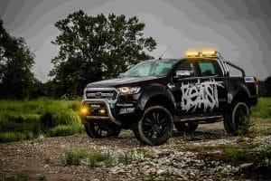 Ford Ranger Umbau Zubehoer