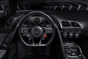 Innenraum Audi R8