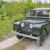 Land Rover Defender 1951