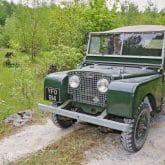 Land Rover Defender 1951