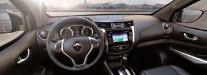 Renault Alaskan Pickup Innenraum