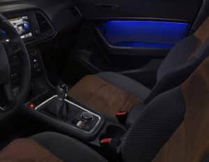 Seat Ateca SUV Innenraum