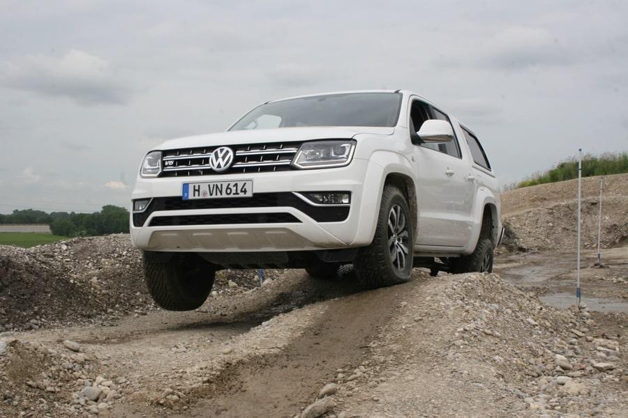 VW Amarok V6 Pickup