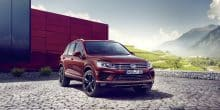 "Volkswagen Touareg ""Executive Edition"""