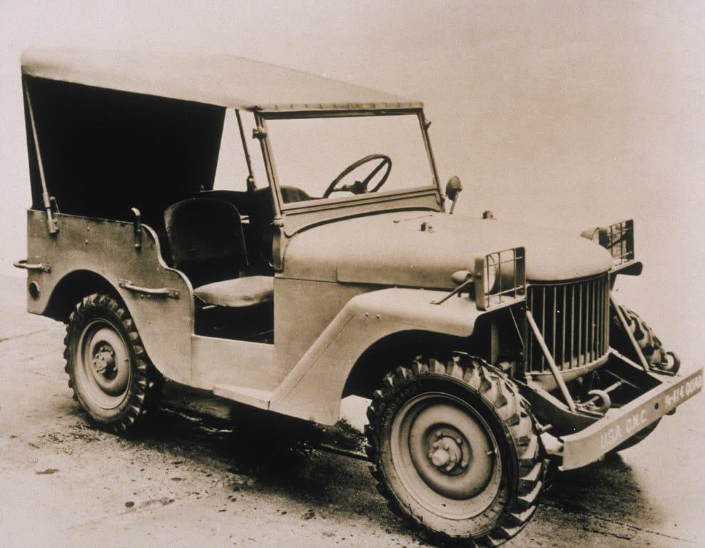 1941 Willys Quad