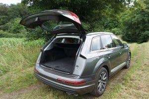 Audi Q7 3.0 TFSI Quattro Innenraum