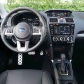 Subaru Forester 2.0 D Sport Innenraum