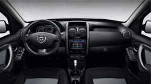 Dacia Duster Innenraum