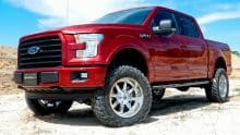 Ford F-150 Pick Up Lift-Kit