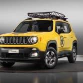 Jeep Renegade Mopar Zubehör