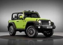 Jeep Wrangler Rubicon Mopar Zubehör