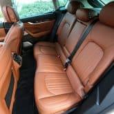 Maserati Levante Innenraum