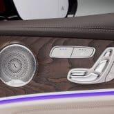 Mercedes-Benz E-Klasse All-Terrain Innenraum
