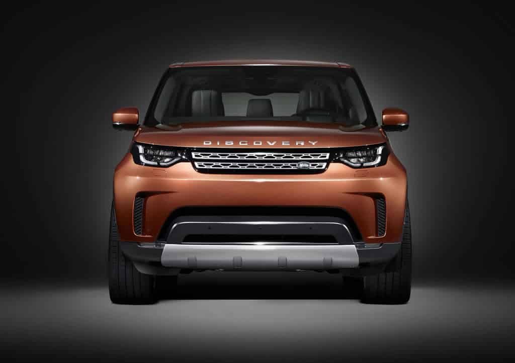 Neuer Land Rover Discovery