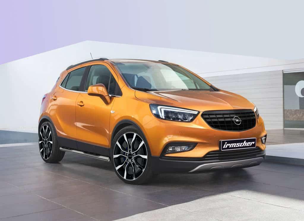 Opel Mokka X Tuning Zubehoer
