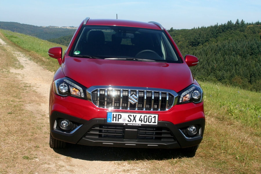 test vorstellung suzuki sx4 s cross 4x4news home. Black Bedroom Furniture Sets. Home Design Ideas