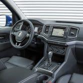 VW Amarok mit V6 Innenraum