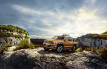 VW Amarok V6 Canyon