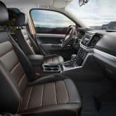VW Amarok V6 Canyon Innenraum