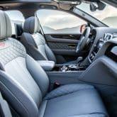 Bentley Bentayga Innenraum