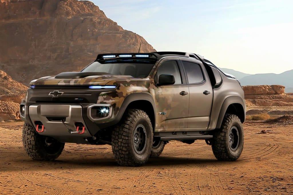 Chevrolet Colorado ZH2