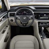 VW Atlas SUV Innenraum