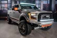 Ford XLT 4x4 Supercrew Pickup