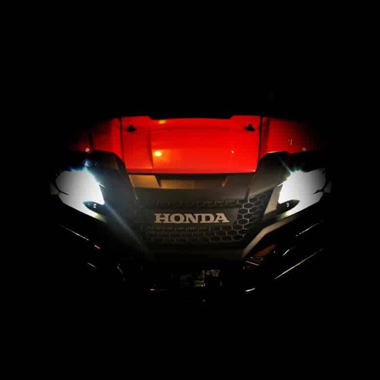 Honda Pioneer 4x4
