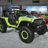 Jeep Wrangler Trailcat