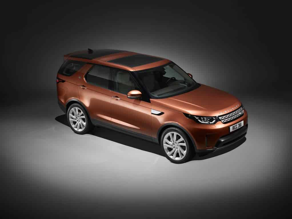 Land Rover Discovery-2017